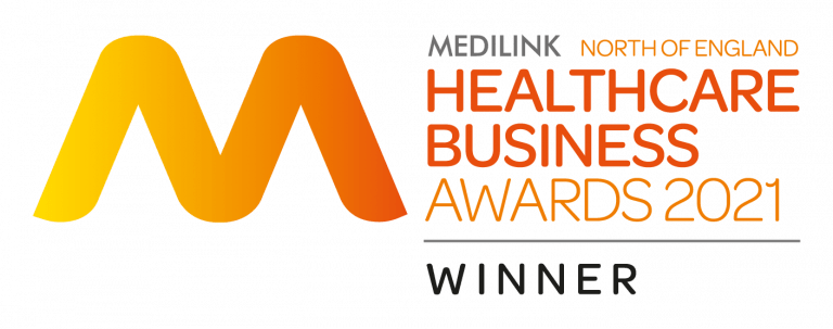 Medilink North of England Healthcare Business Awards – WINNERS!